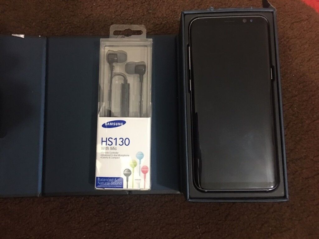 SAMSUNG GALAXY S8 64 GB FOR SALE!