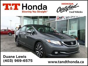 2013 Honda Civic ***C/S***Touring *NO Accident, Local Car!