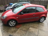 FORD FIESTA 1.2 2006 LOW MILES