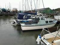 Smallcraft seafarier 21