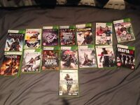 15 XBOX games