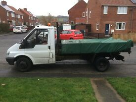 Ford Transit Tipper, Excellent condition!