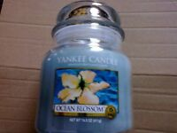 Yankee Candle Ocean Blossom NEW