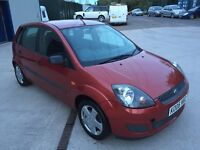 Ford Fiesta Style Climate Auto 2006 Low Miles (44000) 2 owners from new