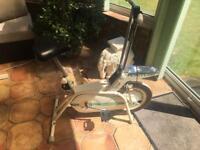 Tunturi Vintage excercise bike