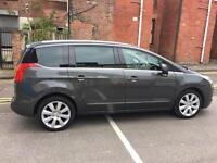 Peugeot 5008 hdi allure 7 seater