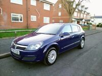 Vauxhall Astra 1.8 Lpg Bi-Fuel 63k miles 1 Owner MOT October