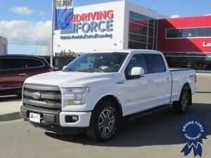 2015 Ford F-150 Lariat FX4 Super Crew 4x4 - 55,286 KMs, Seats 5