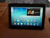 "Samsung Galaxy Tab 2 GT-P5100 16GB in Black - 10.1"" - Android"