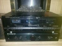 Ariston WX510 Twin Cassette Tape Deck HiFi