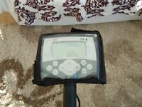 metal detector /headphones and digging tool good working order £350 cash on collection only