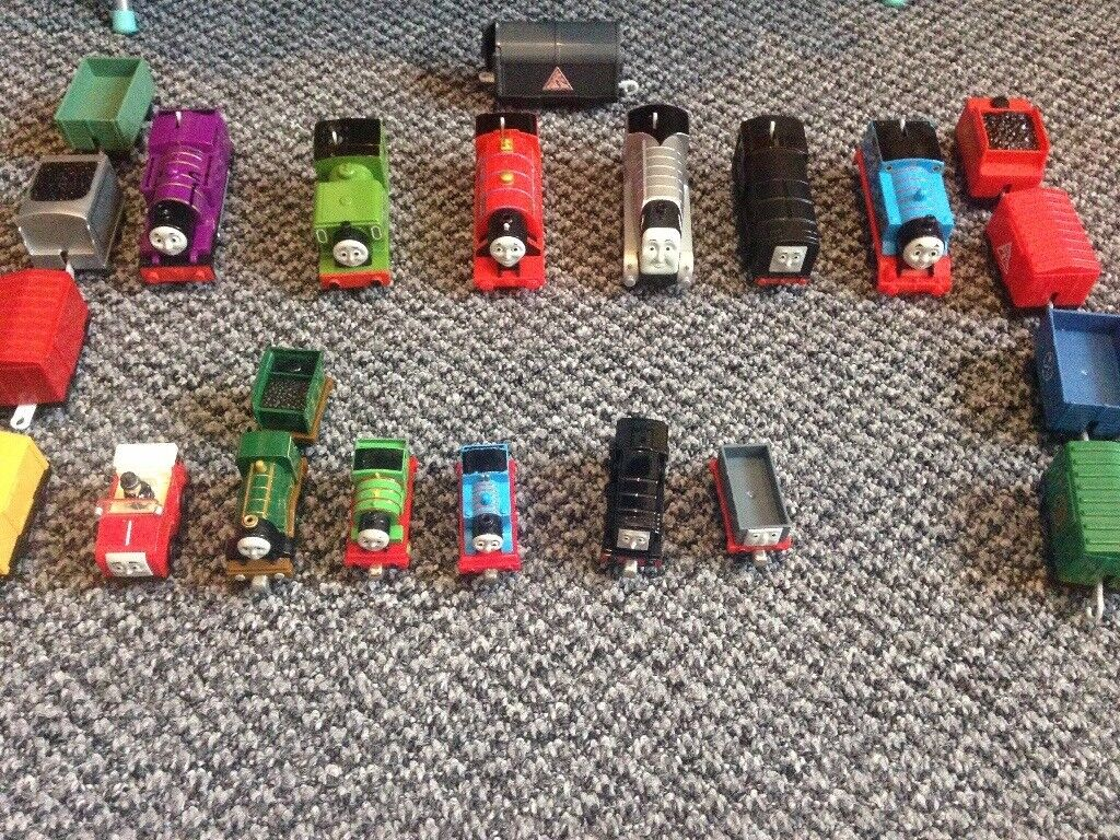Thomas and Friends Tracks and Trains