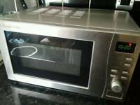 Russell Hobbs Microwave With Grill