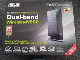 ASUS DSL-N66U ADSL/VDSL Modem Router