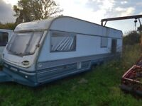 Avondale panther 4 berth fixed bed twin wheeler