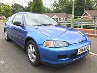 Honda Civic eg6 VTI (UK)
