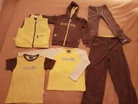 Assorted Brownie Uniform – Various prices from £2 to £5 a piece - see description for details