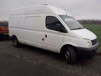 2007 LDV Maxus 2.5 LWB BREAKING FOR PARTS SPARES back seats tow bar