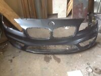 BMW 2 SERIES F45 F46 ACTIVE TOURER FRONT BUMPER PART NO: 51117328677 2014-2017