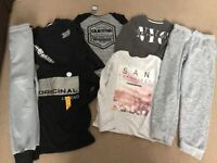Boys clothes bundle 9-10 years