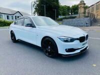 APRIL 2014 BMW 320D SE JUST SERVICED FULL MOT EXCELLENT CONDITION