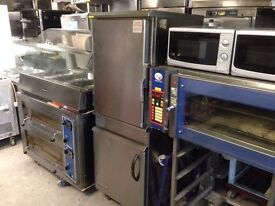 PERI PERI CHICKEN STEAM OVEN CATERING COMMERCIAL FAST FOOD RESTAURANT KITCHEN TAKE AWAY SHOP BAR
