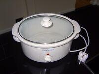 Cookworks SC-35-O 3.5L Slow Cooker