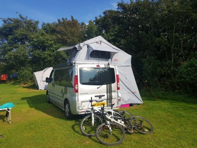 Extended Deluxe Ventura Roof Tent with Annex Used Once, still smells new, Immaculate | in Bournemouth, Dorset | Gumtree