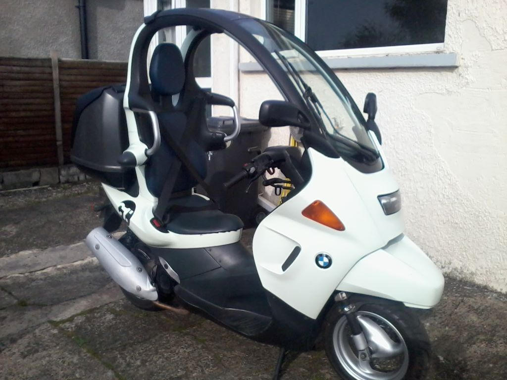 bmw c1 scooter 125cc in newtownabbey county antrim gumtree. Black Bedroom Furniture Sets. Home Design Ideas