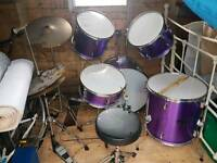 Unused drums, less than half price