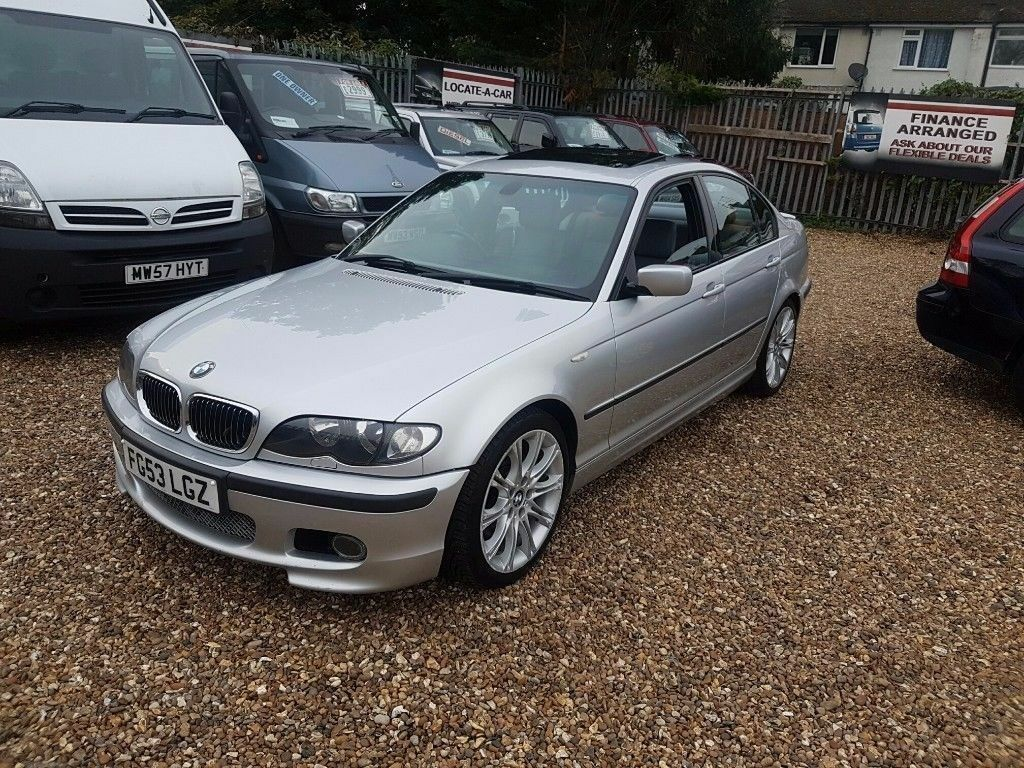 2003 bmw 330i sport with full bmw service history in hemel hempstead hertfordshire gumtree. Black Bedroom Furniture Sets. Home Design Ideas