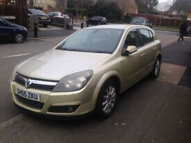 2005 VAUXHALL ASTRA 1.6 DESIGN AUTO LEATHER SEATS like focus note civic corolla megane golf c4 308