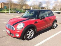MINI Cooper ** DIESEL** 2007 (57), Panoramic electric sunroof, 110 BHP, £20.00 Road Tax