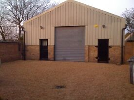 TO LET FULLY EQUIPPED BODYSHOP/WORKSHOP