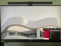 LG 27GL83A-B 27 Inch QHD (2560 x 1440) IPS - 1ms Nvidia G-Sync Compatible, Black