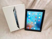 Apple iPad 4 Very Good Condition with box