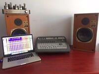 HRS - Hungarian Recording Studio / Hangstúdió Londonban