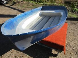 7ft9 grp dinghy hull
