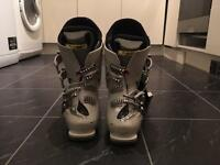 Women's Salomon ski boots