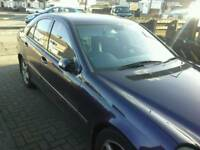 Mercedes C200 Kompressor 2000 spares or repair