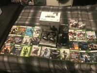 XBOX 360 Console MW3 EDITION with 26 games!