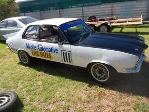 TORANA LC IMPROVED PRODUCTION RACE CAR. Edwardstown Marion Area Preview