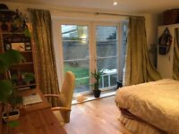 Large double room with private garden,new townhouse,furnished,bills inc,Elephant And Castle Zone 1