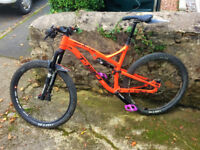 Whyte T130s Mountain Bike - Immaculate - Hardly Used