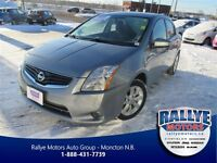 2012 Nissan Sentra 1.8L S! Warranty! No Accidents! ONLY 32 KM!