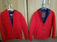 Jackets ( size xs & s)