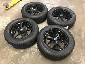 """18"""" Avante Garde Wheels 5x120 and Winter Tire Package BMW (BMW X5 and BMW X6) Calgary Alberta Preview"""