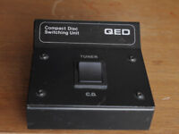 QED Compact Disc Switching unit