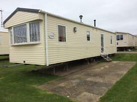 Haven static caravan for HIRE