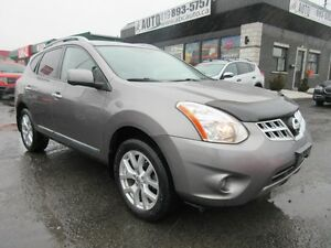 2012 Nissan Rogue SL (Leather, Roof, Navigation, AWD, Camera, He